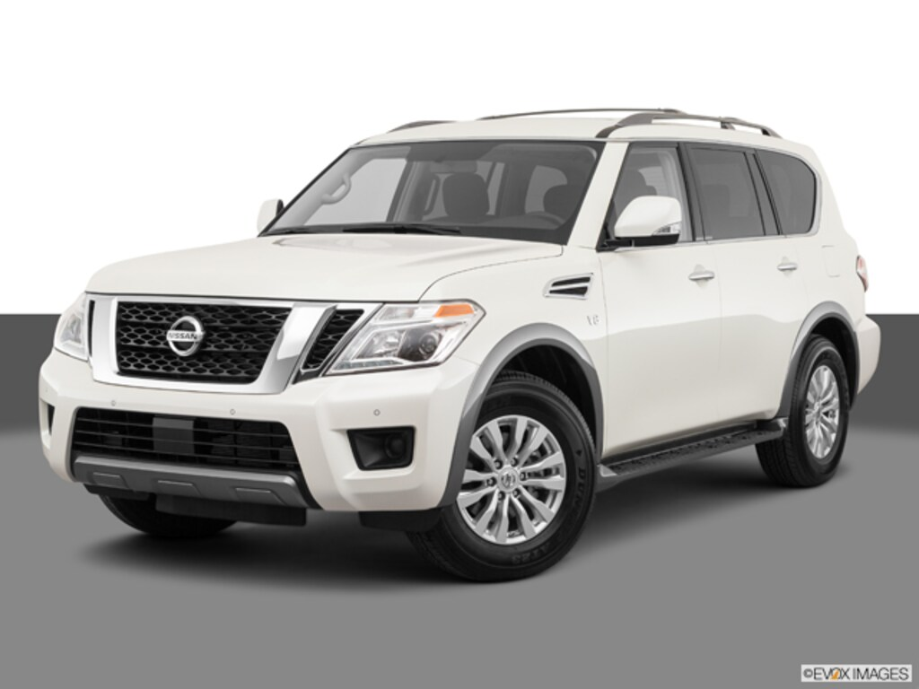 New 2019 Nissan Armada Sv For Sale In Phoenix Az 190713