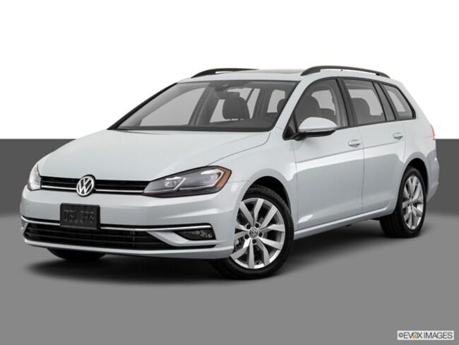 New 2019 Volkswagen Golf SportWagen 1.4T SE Wagon in Dublin, CA