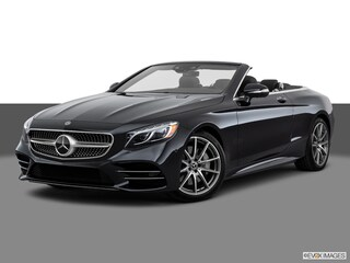 2019 Mercedes-Benz S-Class S 560 S 560 Cabriolet