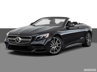 2019 Mercedes-Benz S-Class S 560 Convertible