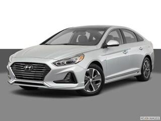 New 2019 Hyundai Sonata Hybrid Limited Sedan for Sale in Conroe, TX, at Wiesner Hyundai