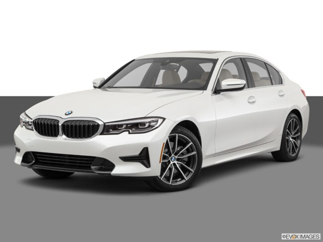 2019 BMW 330i Sedan