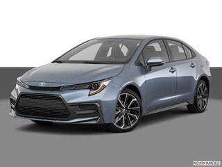 New 2020 Toyota Corolla SE Sedan Philadelphia
