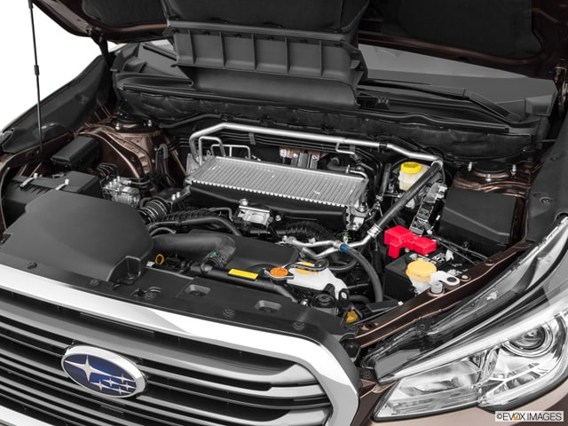 2020 Subaru Ascent Engine