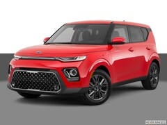 New 2020 Kia Soul EX Hatchback near Bend OR