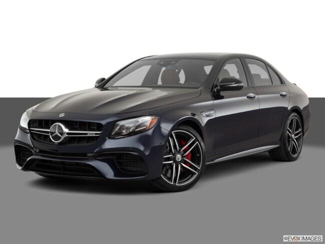 2019 Mercedes-Benz AMG E 63 S 4MATIC Sedan