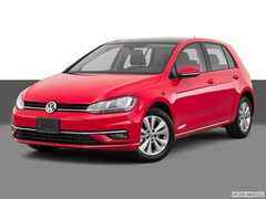 New 2019 Volkswagen Golf 1.4T SE Hatchback in Indianapolis