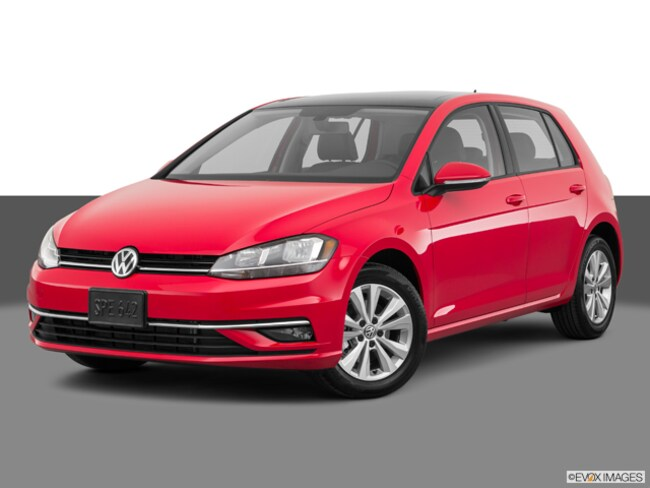 New 2019 Volkswagen Golf TSI SE 4-Door Hatchback in Macon, GA