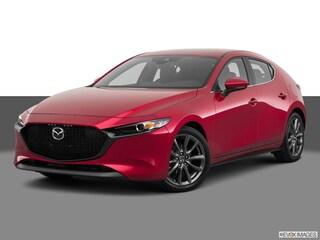 2019 Mazda Mazda3 Preferred Package Hatchback JM1BPAMMXK1141601 for sale in Medina, OH at Brunswick Mazda