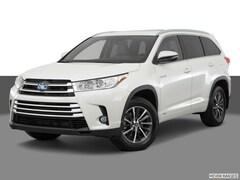 New 2019 Toyota Highlander Hybrid XLE V6 SUV for sale in Woodbridge, VA at Lustine Toyota