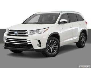 New 2019 Toyota Highlander Hybrid XLE V6 SUV Lodi, CA