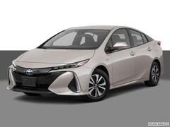 New 2019 Toyota Prius Prime Plus Hatchback