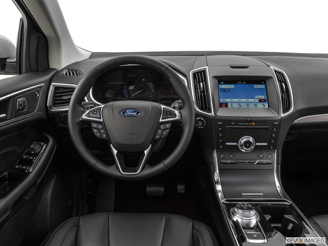 2019 Ford Edge Center Console