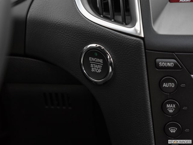 2019 Ford Edge Push to Start