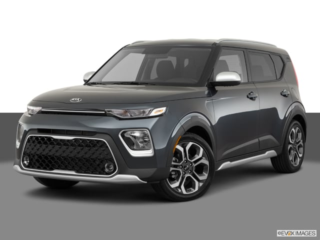 Featured new Kia vehicles 2020 Kia Soul X-Line Hatchback for sale near you in Grand Forks, ND