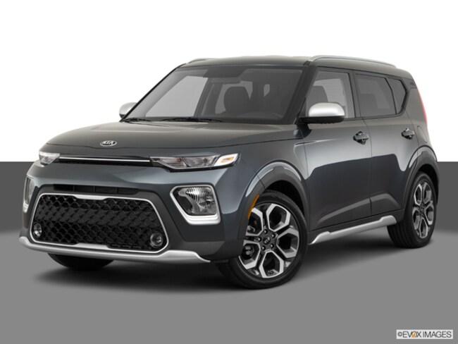 New 2020 Kia Soul X-Line Hatchback For Sale in Mechanicsburg, PA