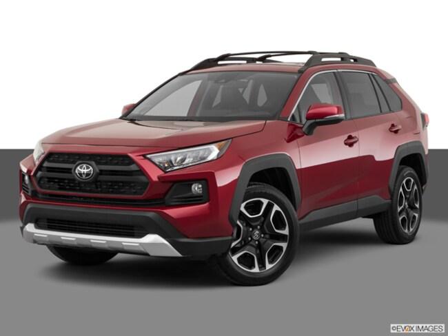 New 2019 Toyota RAV4 Adventure SUV near Baltimore MD