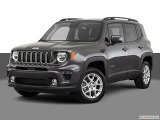 New 2019 Jeep Renegade Latitude 4x4 SUV