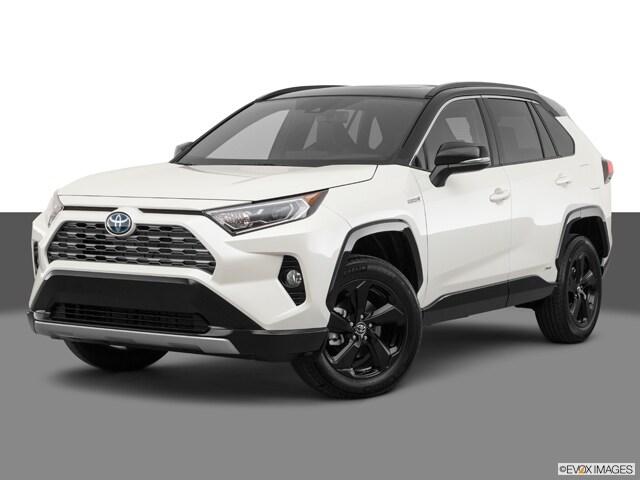 New 2019 Toyota Rav4 Hybrid For Sale In Kingston Ma A8987