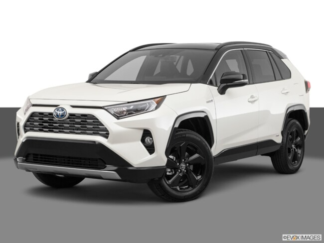 New 2019 Toyota RAV4 Hybrid XSE SUV in Appleton