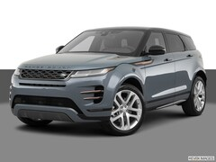 New 2020 Land Rover Range Rover Evoque First Edition SUV for sale in Houston