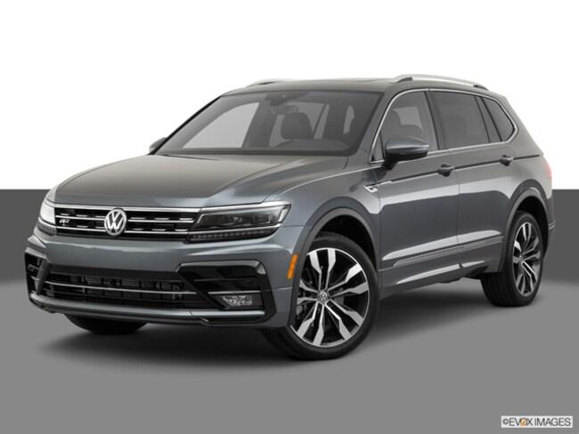 New 2019 Volkswagen Tiguan 2.0T SEL Premium R-Line 4MOTION SUV in Dublin, CA