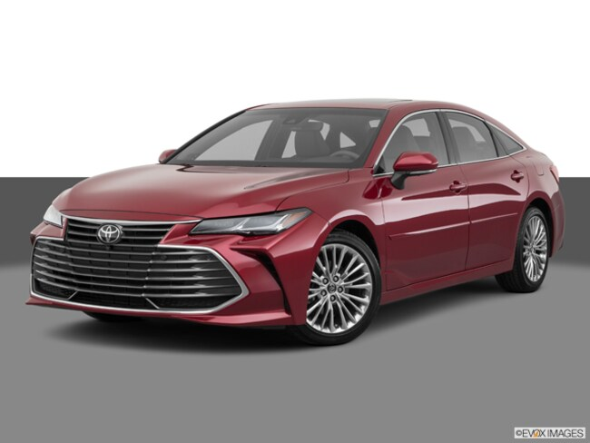 New 2019 Toyota Avalon Limited Sedan for sale in Charlottesville