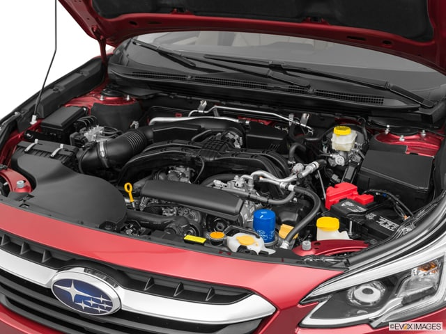 2020 Subaru Legacy Engine