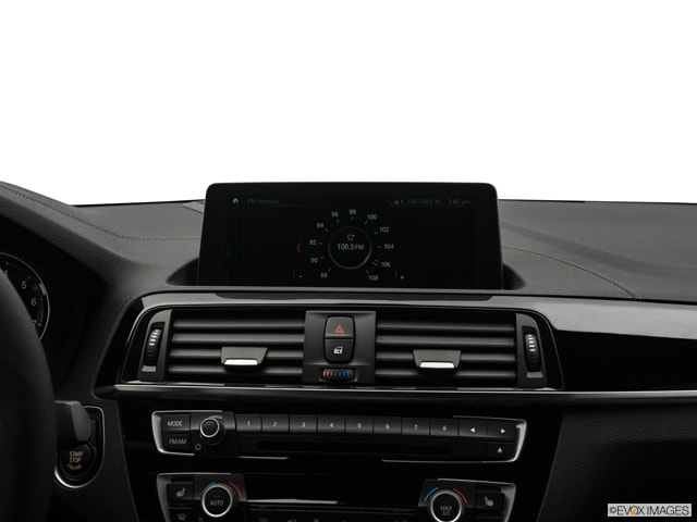 BMW 2 Series Center Console