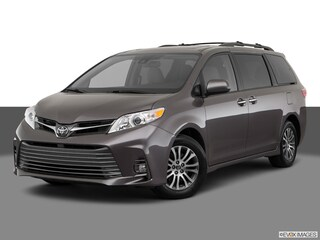 New 2020 Toyota Sienna XLE 7 Passenger Van for sale near you in Boston, MA