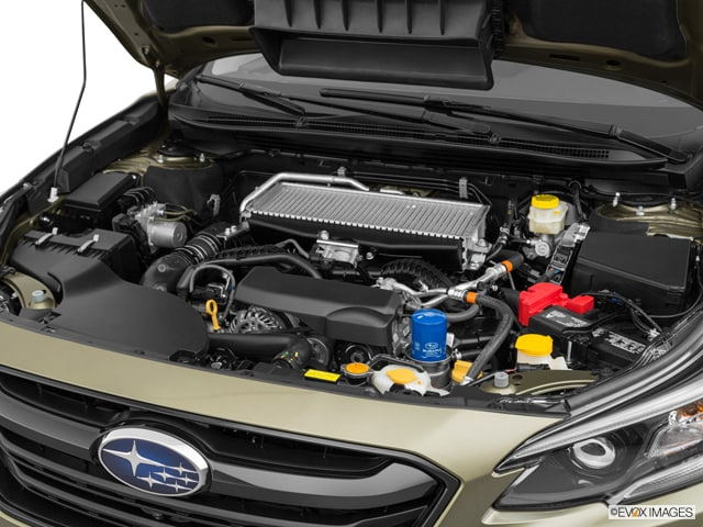 2020 Subaru Outback Engine