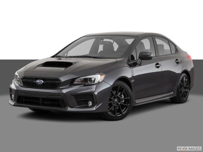 New 2020 Subaru WRX Limited Sedan in Roseville, CA