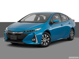 New 2020 Toyota Prius Prime Limited Hatchback in Ontario, CA