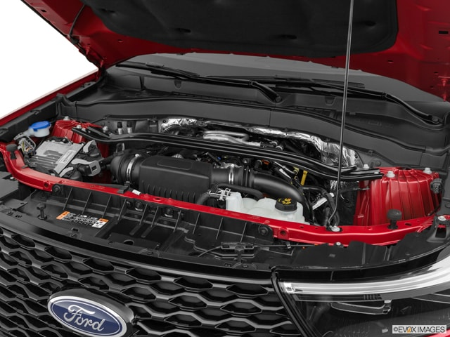 Ford Explorer ST Engine
