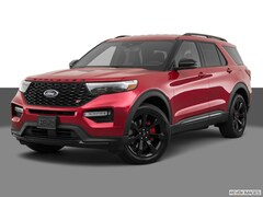2020 Ford Explorer WAGON