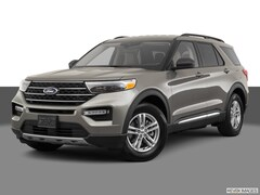 New 2020 Ford Explorer XLT SUV in Jamestown, NY