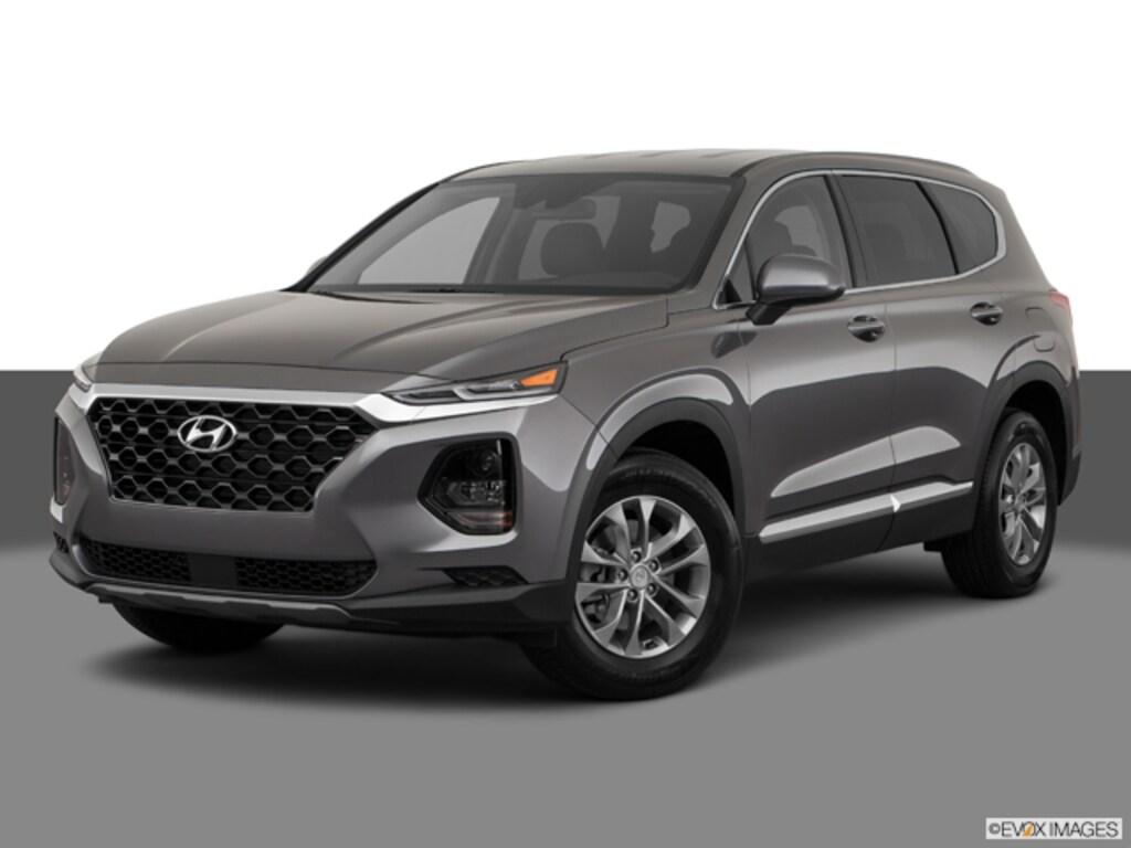 Randall Noe Terrell Tx >> New 2020 Hyundai Santa Fe For Sale At Randall Noe Hyundai Vin