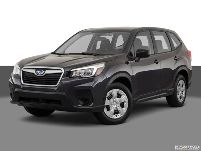 New 2020 Subaru Forester standard model SUV for sale in Metairie, LA
