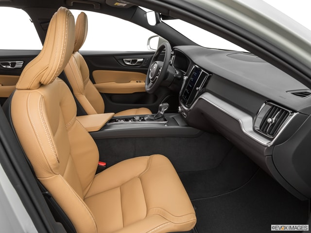2020 Volvo V60 Cross Country Driver Interior