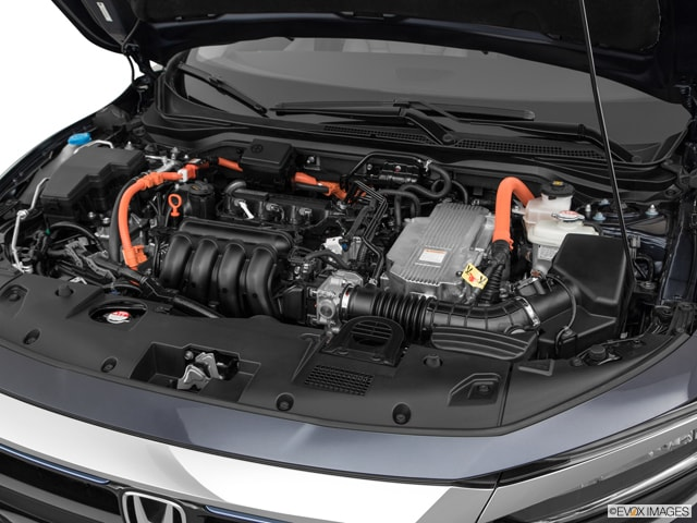 2020 Honda Insight Engine