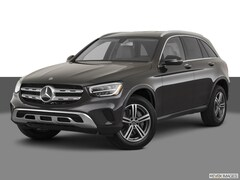 New 2020 Mercedes-Benz GLC 300 4MATIC SUV Polar White for sale in Fort Myers