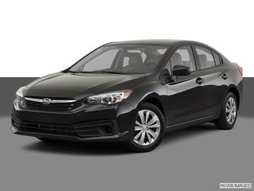 2020 Subaru Impreza Sedan