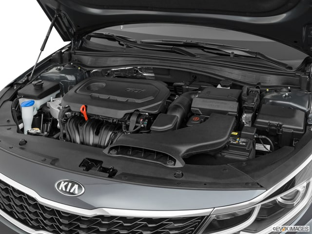 Kia Optima Engine