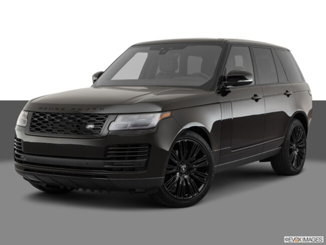 New 2020 Land Rover Range Rover HSE SUV in Cerritos CA