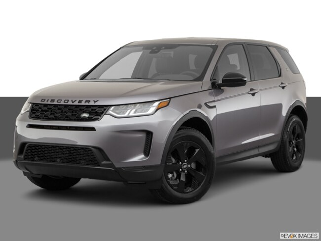 New 2020 Land Rover Discovery Sport S SUV for sale in Houston, TX