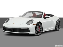 New 2020 Porsche 911 Carrera 4S Convertible Burlington, MA