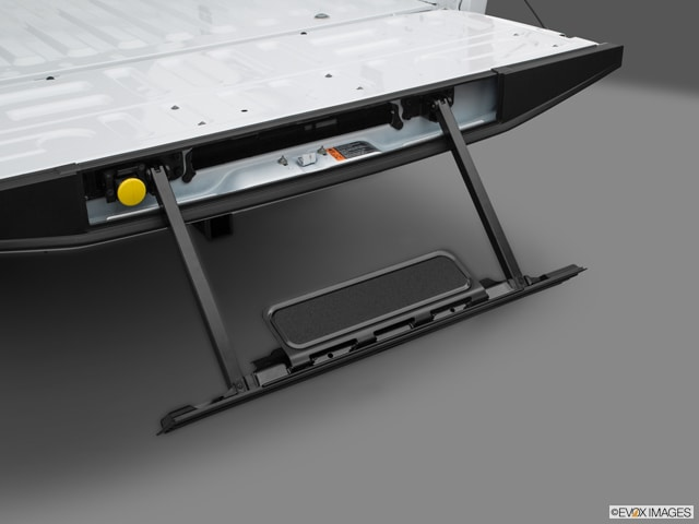 Ford F-150 Tailgate Foot Step