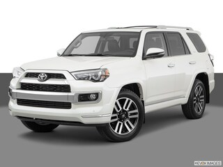 New 2020 Toyota 4Runner Limited SUV for sale near you in Peoria, AZ