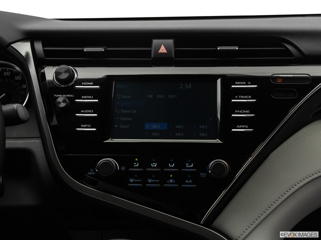 Toyota Camry Center Console