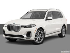New 2020 BMW X7 xDrive40i xDrive40i Sports Activity Vehicle 5UXCW2C04L9D34181 for Sale in Saint Petersburg, FL
